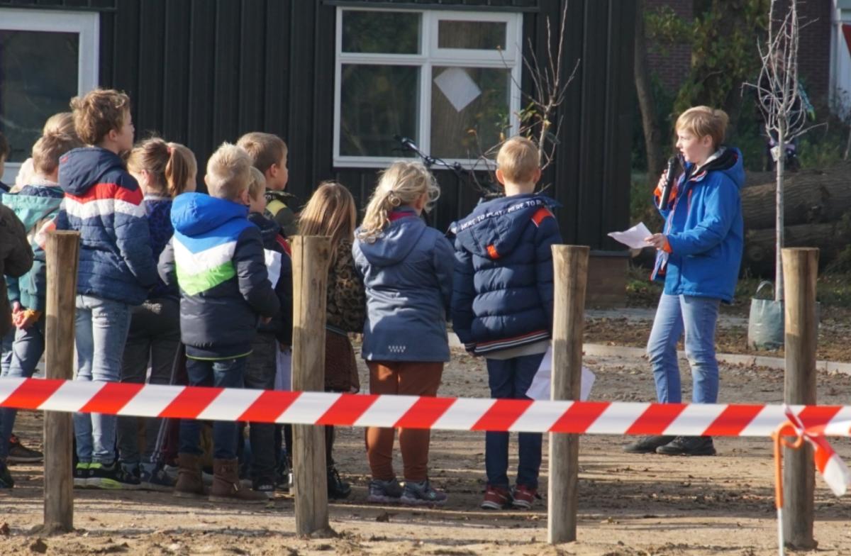 Boomplantdag Heurns Veld