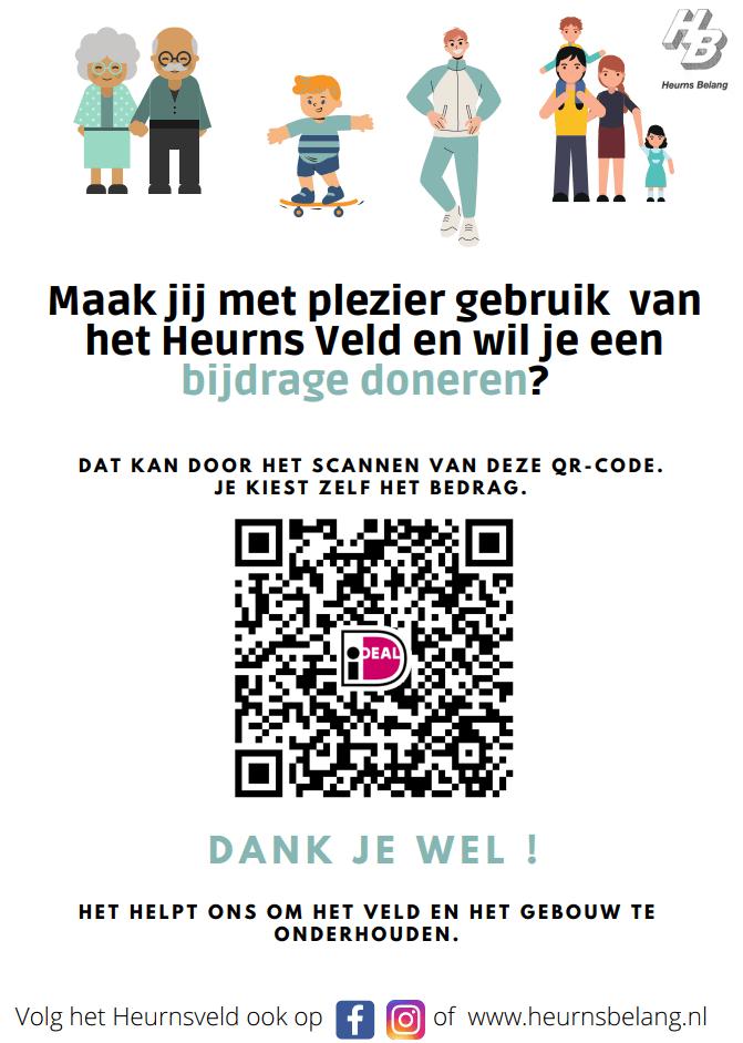 Donatie Heurns Veld