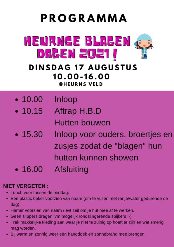 HBD 17, 18 & 19 augustus